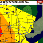 Severe weather possible Tonight, early Thursday morning